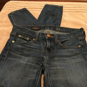 ***ONE DAY SALE*** NWOT J.Crew Toothpick Jeans